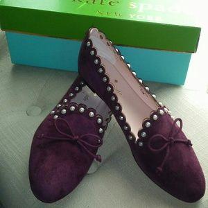 NIB Kate Spade Ballet Shoes
